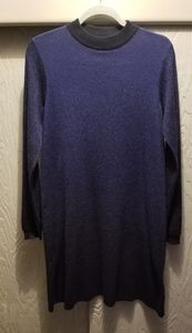Vera Wang sweater dress